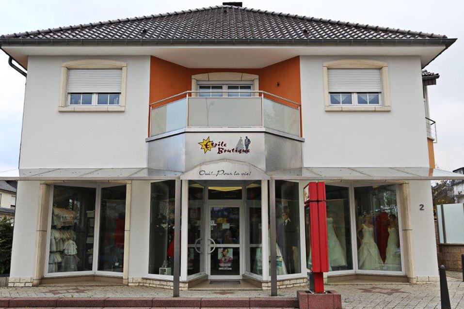 façade Etoile Boutique